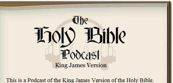 Holy Bible Podcast